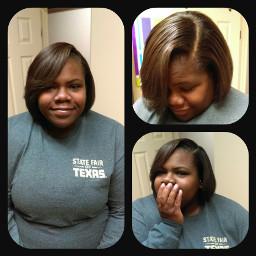 hair trustzknowshair healthyhair bob