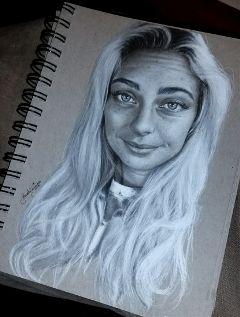 art artist artwork blackandwhite pencilart