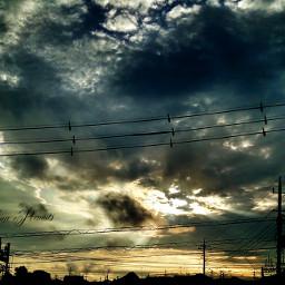 photography mobilephotography mobilephotograph sky clouds