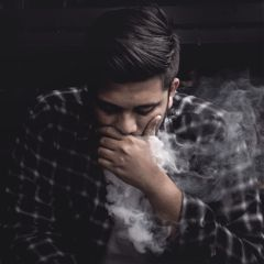 whoiam photography interesting art smoke