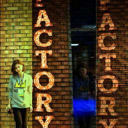 factory artclub hdr holga photography