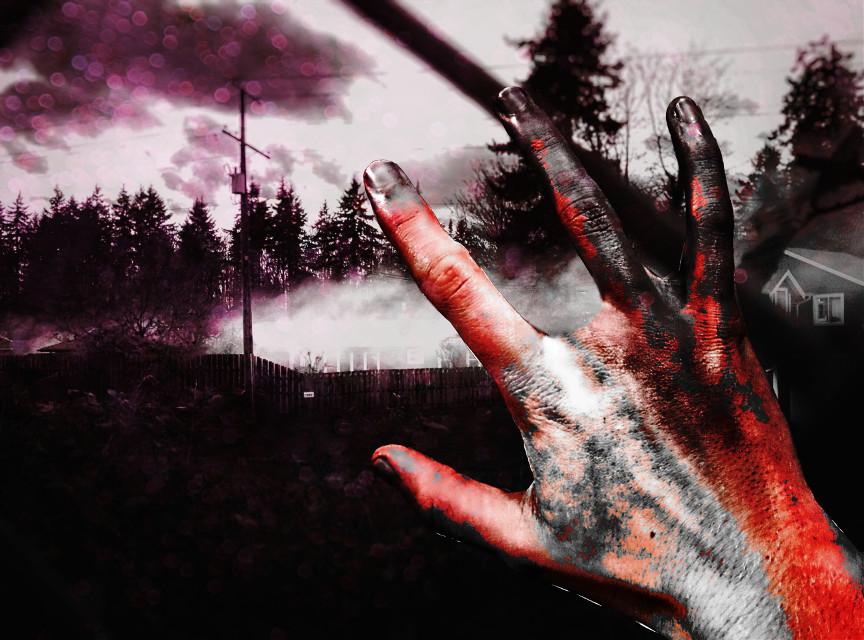 #wapscary #4fingers #bloody #apocalypse