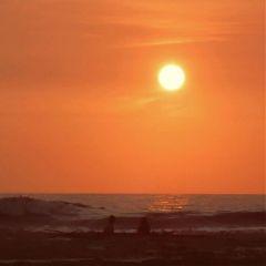 beautiful day summer sunset lima