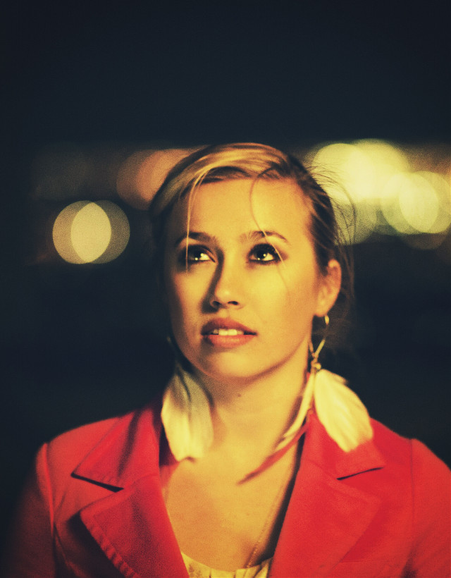 Portrait series: Mariah #people #portrait  #bok #bokeh #dramatic