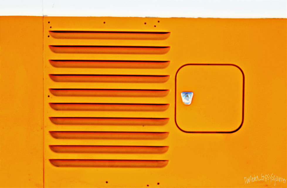 #minimalism  #canonphotography  #canonrebel  #orange #vwbus