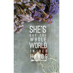 isme natural naturalinmyhand blossom floral flower womaninlove dryflower