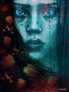 hair sea seasons beautifypicsart darkart