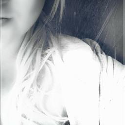 me selfie selfportrait hair emotions