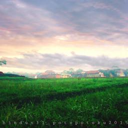 clouds landscape rain nature phone_photography