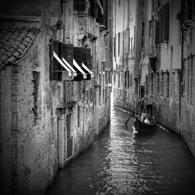 Venice #blackandwhite #photography #travel #summer