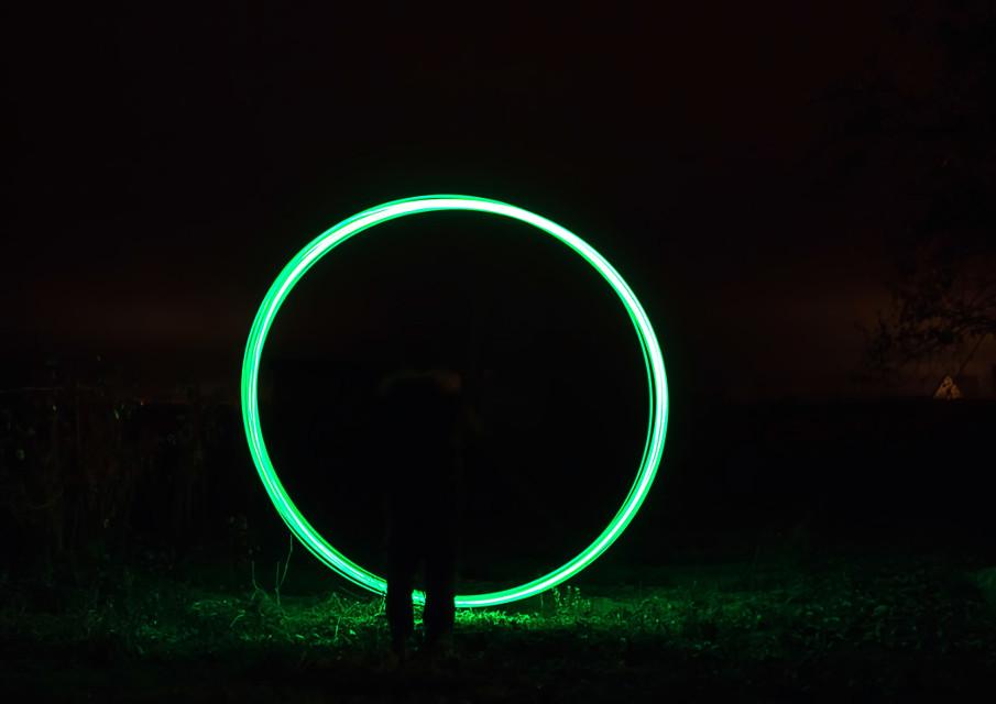 Alone.  #light_painting #longexposure #photo #lightpainting #lightart #nightlights #ig_longshot #tv_longexposure #lightjunkies #slowshutter #nightshot #nocturnal_junkies #canon #nightimages #ic_longexpo #canoncollective #nightphoto #nightphotography #night_shooterz #LED #green #ig_nightphotography #lpwalliance #longexposurephotography #long_exposure #nightscape  #lightpaintingphotography #LongExpoElite