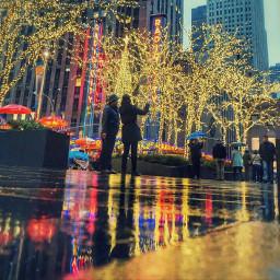 radiocitymusichall newyork rain