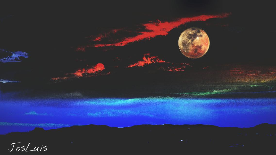 Earth, Sea and Sky Edited . . . . . . . ;
