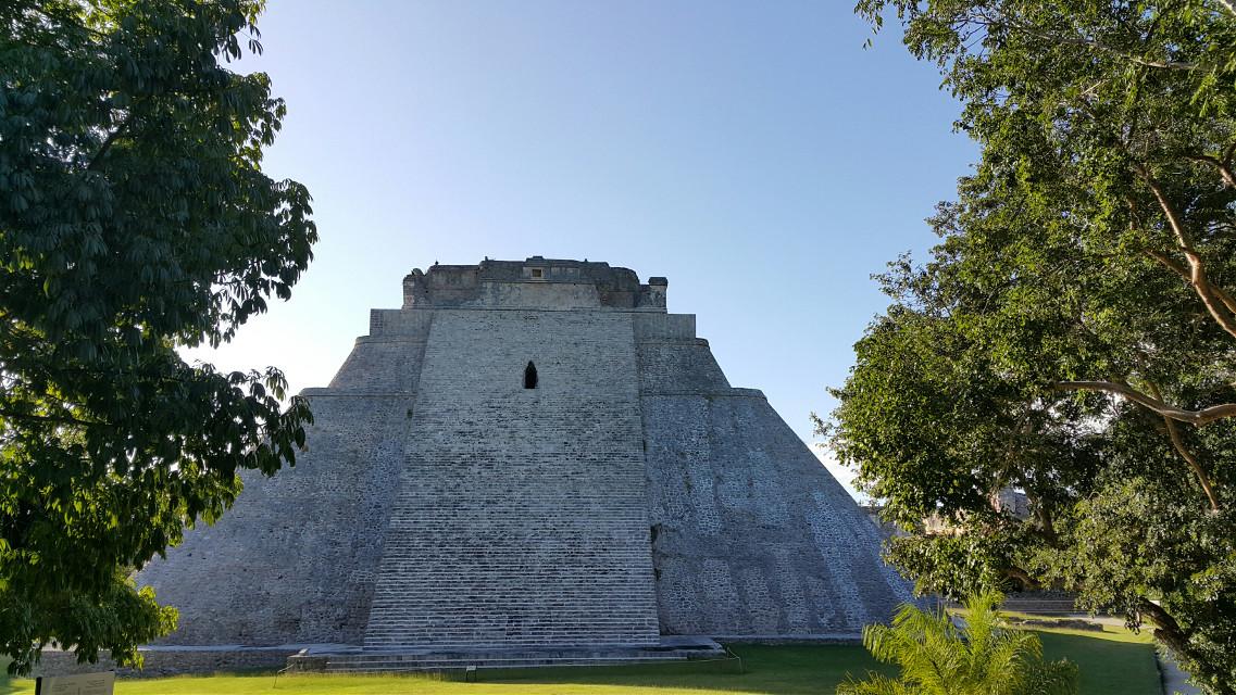 Zona Arqueologica #Uxmal #Yucatan