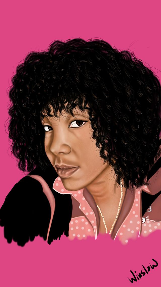 Portrait for a friend 😍😍