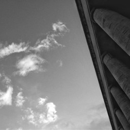 rome blackandwhite eur city clouds