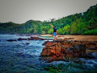 beach nature photography traveler explorer