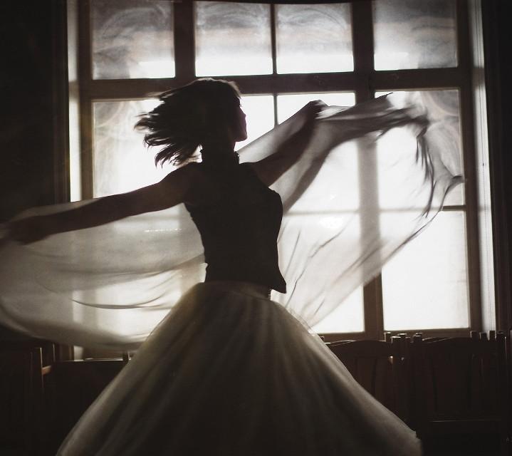 #dance #silhouette #dancer