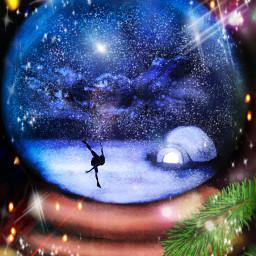 Christmas Background Picsart.Dogluva S Photos Drawings And Gif Christmas Background