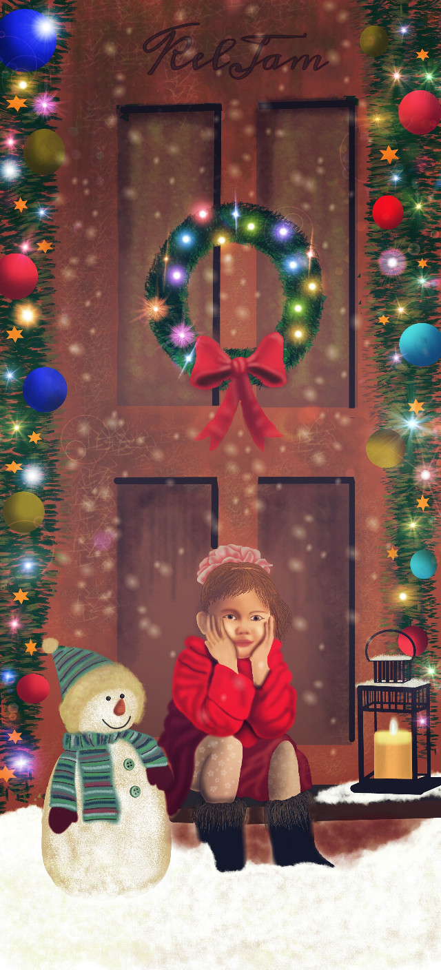 #wdpholiday #baby #colorful #colorsplash #cute #emotions #wdpholidaybackground #FreeToEdit #remixit