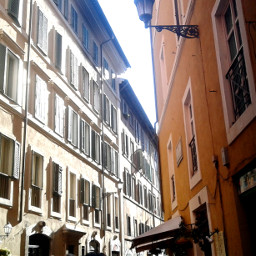 memories street orange summer city