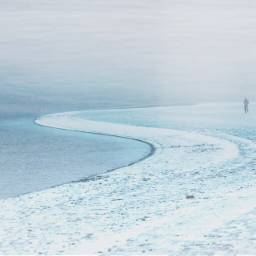 freetoedit photography beach winter seasons snow