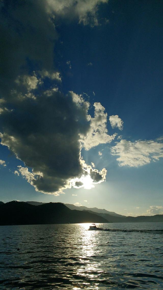#freetoedit #nature #travel #summer #boat