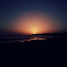 summer beach sunset sicily 2015