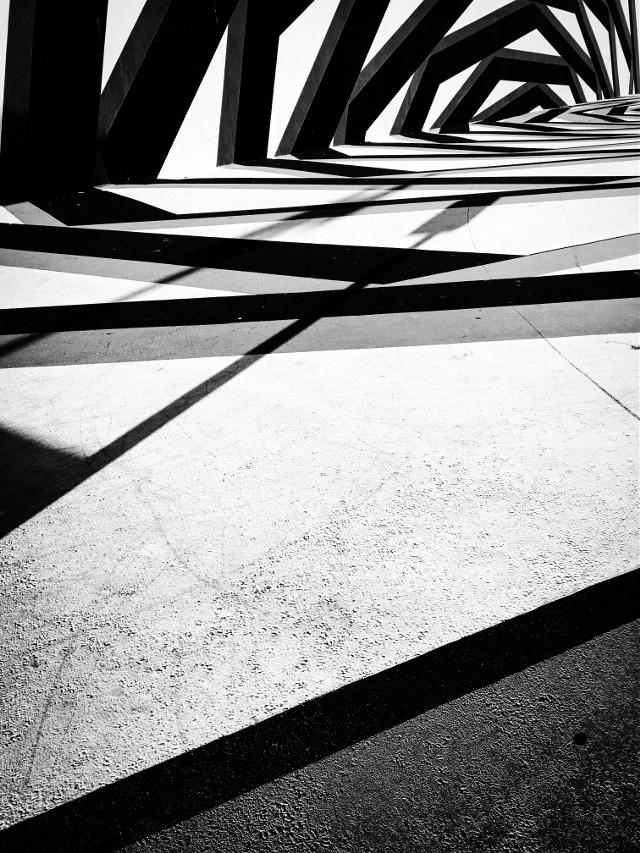 #abstract #black&white #streetart