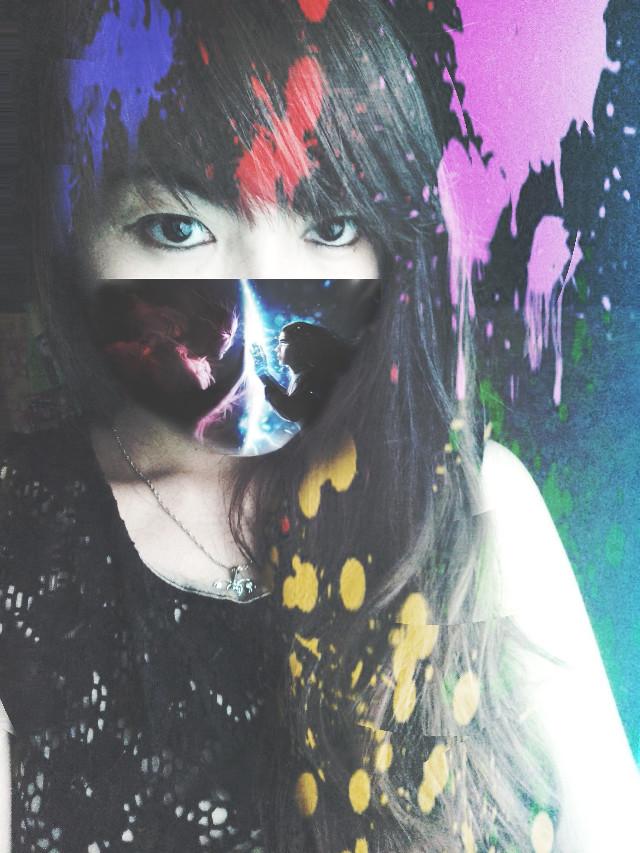 #colorsplash #photography  #eyes #picsart #chinita   #antiselfie
