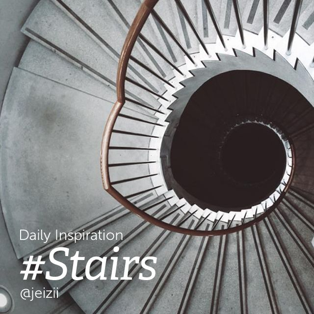 Inspiring Spiral Staircase: Create + Discover With PicsArt