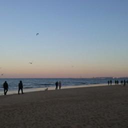 hdr beach sea