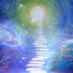 galaxy path heaven