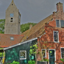 architecture house churchtower fattal