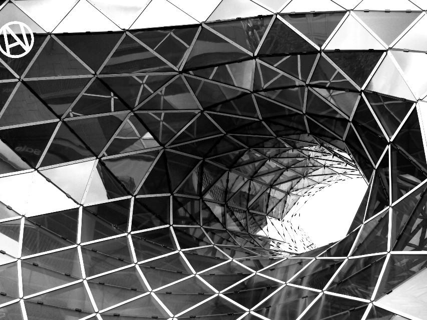 #architecture #blackandwhite #travel #photography  #glas #metal #hole