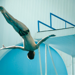 freetoedit sport swimming jump photography