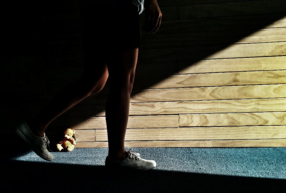 Waiting on the corner... LightandShadow #frame #phonephotography