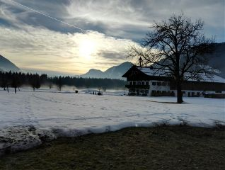 winter holiday ski nature photography