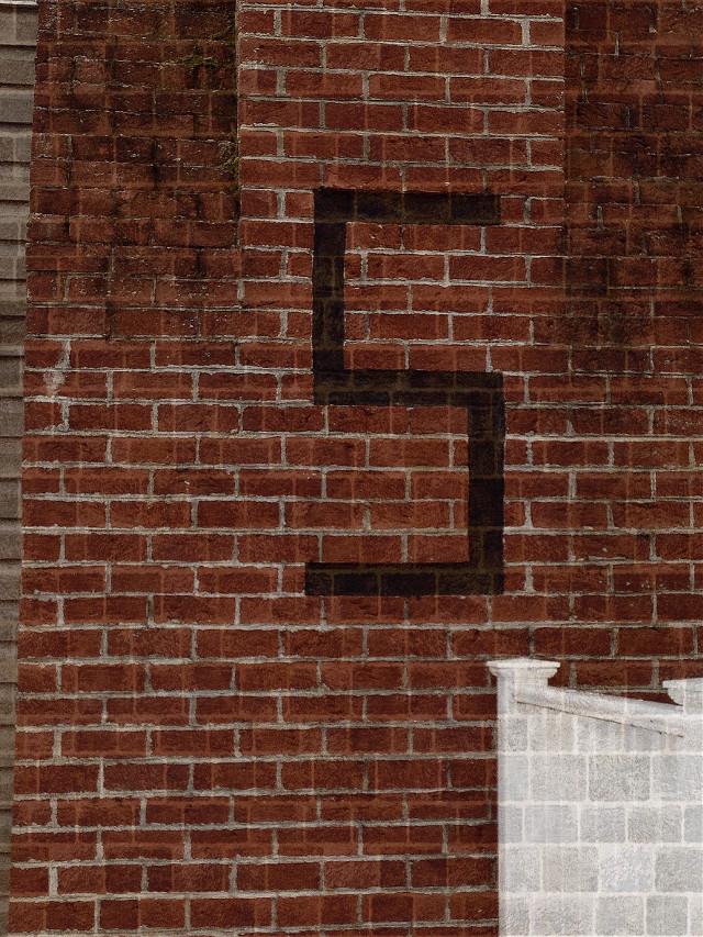 5? #interesting #mystery #mysterious #travel #photography #brick #bricks #black