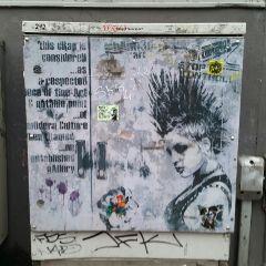 punk streetart art graffiti helsinki