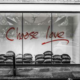 choose love London