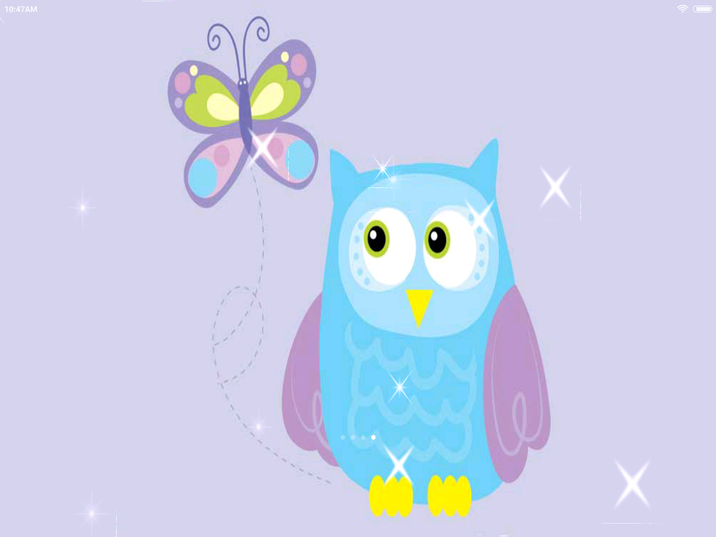 How #cute is this  sweetie #owl on my  #wallpaper