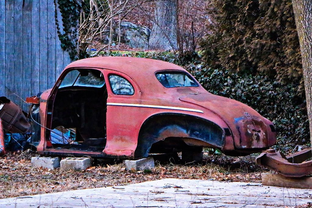 old car junk car car interesting photography...