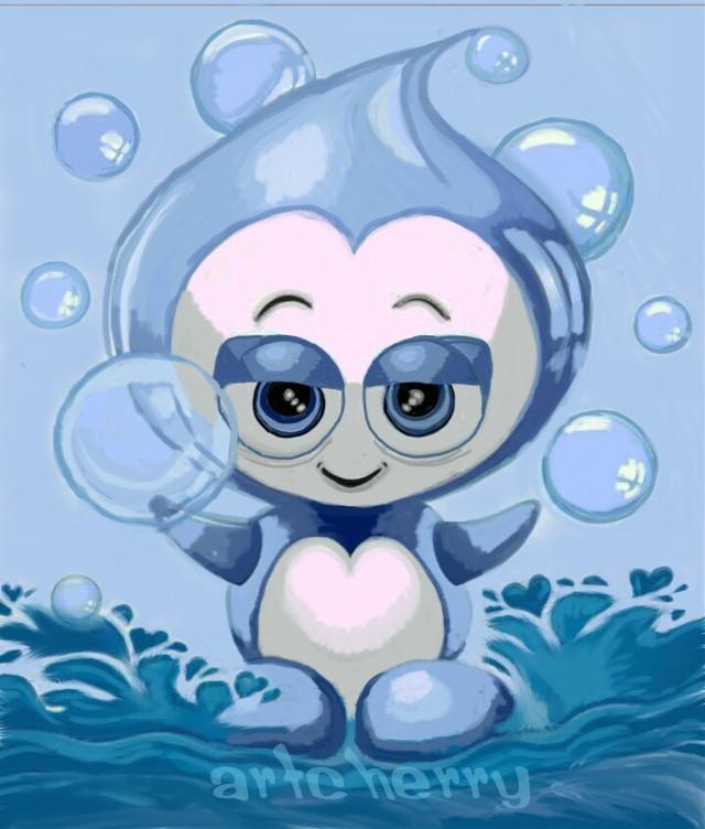 #wdpsplash cute water boy play to jump  on water splash 💦