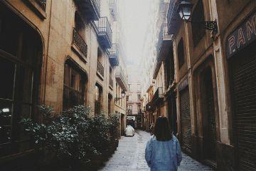 street Barcelona bcn spain photography canon canon_photos city