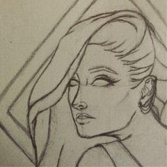 art drawing pencilart sketching process
