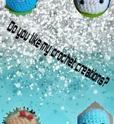 moshi mini munchi crochet amigurumi