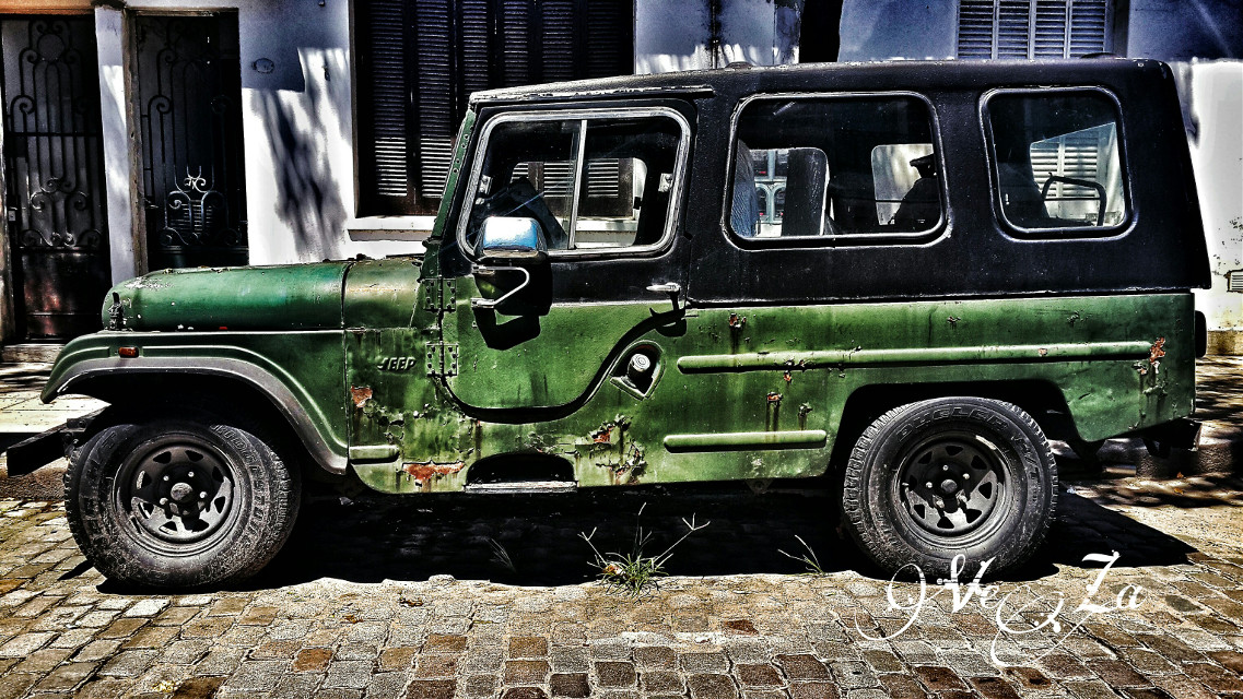 #photography  #Jeep #photography  #city  #Cars  #Street
