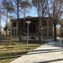 iran isfahan hashtbehesht