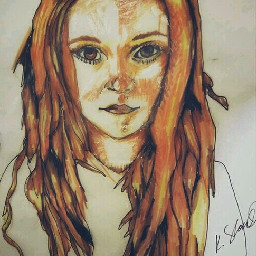 sketch pencilsketch pastel art artwork